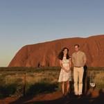 Fotó: sivatagi kalandban volt része Vilmos hercegnek és Katalin hercegnőnek