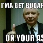 """""""Varsó nem Budapest!"""" - így tiltakoznak Orbán lengyel követője ellen a Facebookon"""
