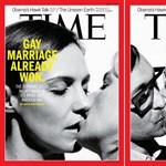 Magyar fotós előtt csókolóztak meleg párok a Time-címlaphoz