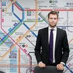 Vitézy szerint 7-10 év múlva lehet M5-ös metró Budapesten