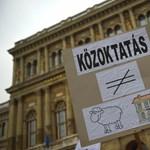 Miskolcon tüntetnek a tanárok jövőhéten