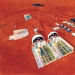 Ki kell találnunk, hogyan fűtünk majd a Marson, ha letáborozunk ott – távfűtésre nincs esély, és a fa sem az igazi