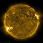 A nap képe: új felbontásban a napkitörés