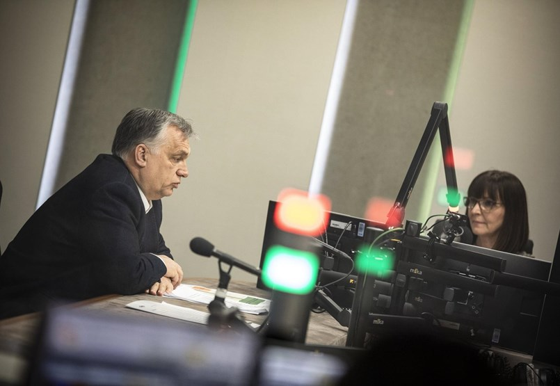 Orbán: 4 millió oltottnál a védettek mehetnek színházba, moziba, szállodába