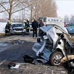 Szörnyű baleset: meghalt egy idős pár