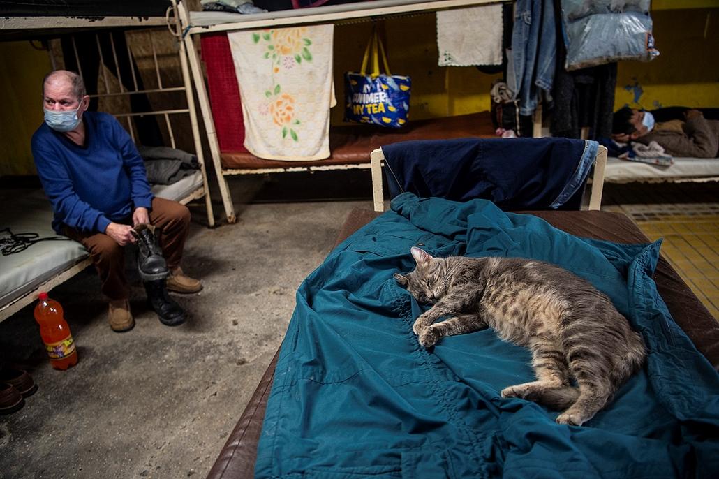 tg.20.11.18. Oltalom Karitatív Egyesület - hajléktalanok, éjszakai szálló, népkonyha, melegedő + Farkas Barnabás interjú