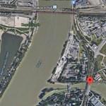 Ma hatástalanítják a Kvassay hídnál talált bombát, három kerületben lesz lezárás