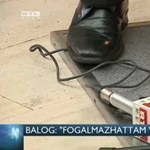 Mikrofongate: az RTL bemutatta Balog ominózus mozdulatát - videó