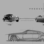 Azt már tudjuk, milyen lesz a Rolls-Royce 100 év múlva, de ilyen lesz 2050-ben?
