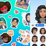 Új funkciót élesít a Facebook, bárki rajzfilmfigurát csinálhat magából