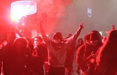 """""""Jobb járványban meghalni, mint éhen halni"""" - tüntetések törtek ki Olaszországban a szigorítások miatt"""