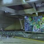 Májustól kiállítótérré alakul a Fővám téri metrómegálló