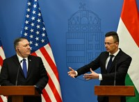 Pompeo kudarcot vallott Budapesten egy kínai elemző szerint