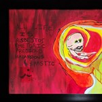 Kurt Cobain lányának az összes festménye elkelt