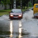 Az egész országra figyelmeztetést adtak ki a vihar miatt