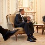Egy feszült reggeli Putyinnal - Barack Obama életrajzi könyve a hvg360-on