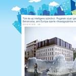 Budapest új főutcája képekben
