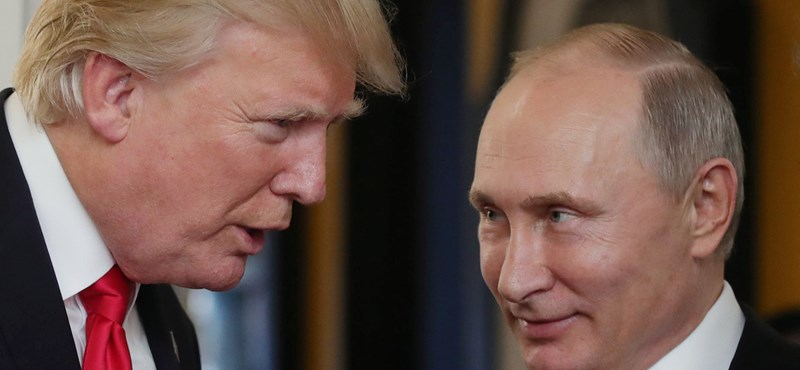 Helsinkiben ülhet össze Putyin és Trump