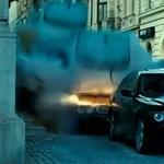 11 millió dollárnyi autó tört a Die Hard 5-ben