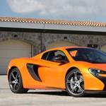 Nem tudták, hogy egy McLaren 650 S-t lopnak el