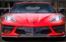 Még gyorsabb lett a Chevrolet Corvette