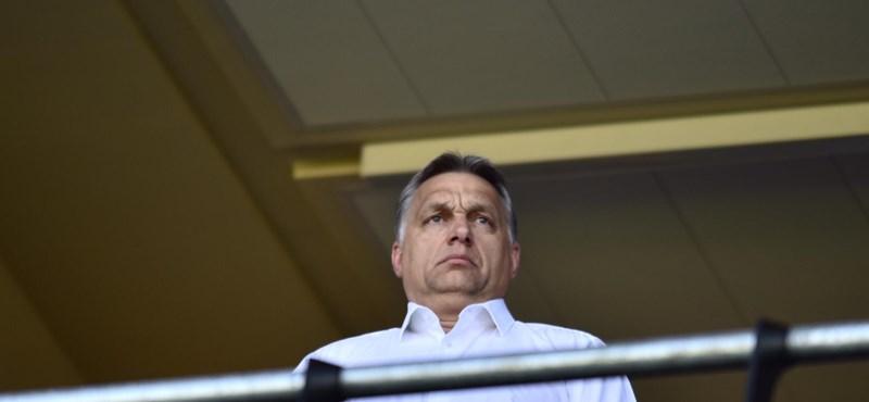 Orbán több meccset megnéz a foci-Eb-n, de mondott hozzá egy szentenciát is