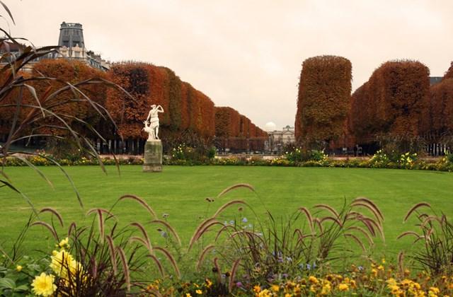 Luxembourg kert Párizsban