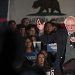 Rekord összegű adományt gyűjtött a kampányára Bernie Sanders