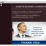Hamarosan újra beindul az Obama-gépezet