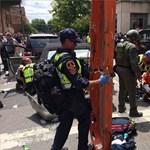 Erőszak: rendkívüli állapotot rendeltek el az amerikai Charlottesville-ben