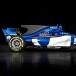 """A Sauber is bemutatta idei """"cápauszonyos"""" versenygépét"""