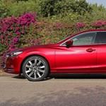 Hathatós válasz: kipróbáltuk a picit szebb és sokkal okosabb új Mazda 6-ot