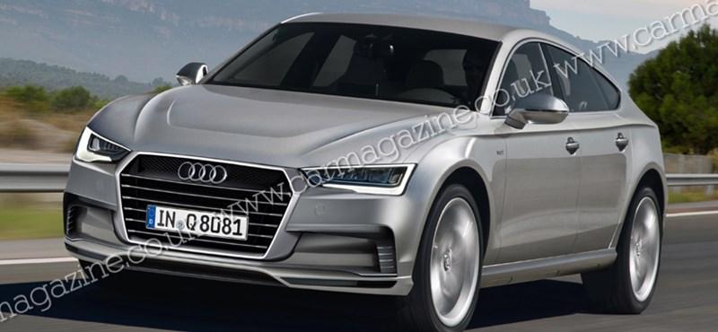 Audi Q8: bővülhet a kupé behemótok családja