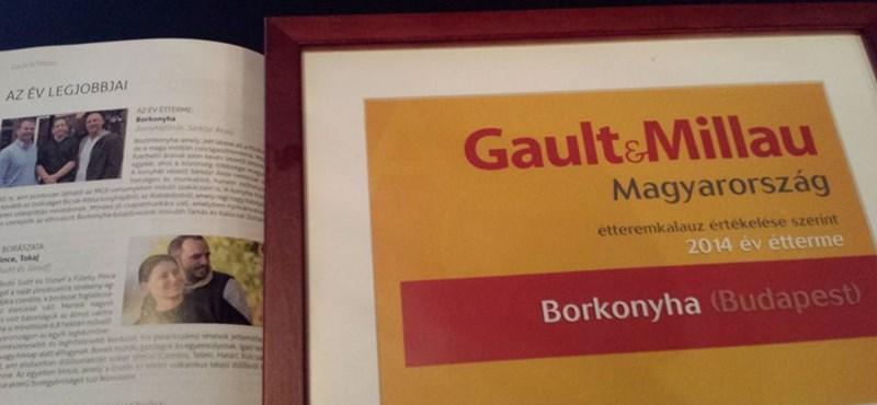 Szakácssapkákban mért siker - Gault& Millau Magyarország