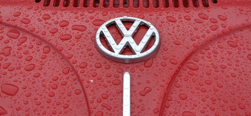 Logót vált a Volkswagen