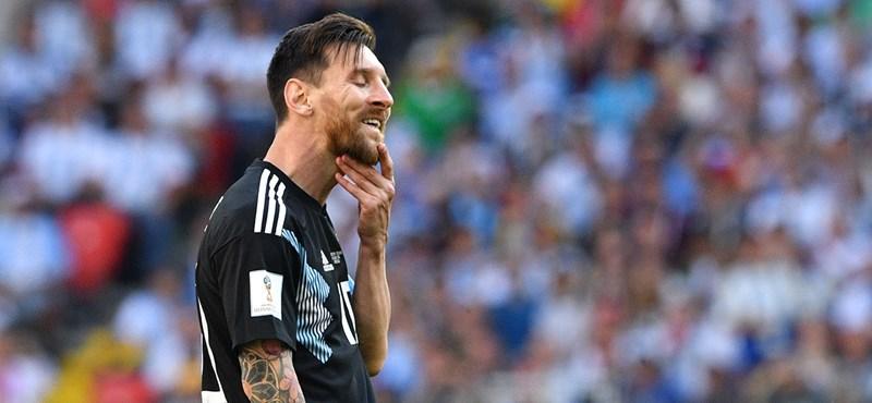 Kerekesszékes rajongója Oroszországba is követi Messit