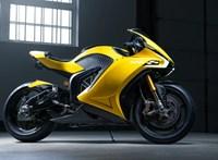 Akár 320 km/h-val is szalad ez az elektromos motorkerékpár
