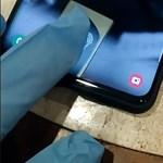 Így verték át a Galaxy S10 szuperbiztos ujjlenyomat-olvasóját