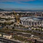 Az új Puskás Stadion 150 milliárdja mellett 11 milliárd megy a környezetére is