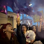 Erdogan is beszólt a könnygázzal feloszlatott nőnapi tüntetőknek