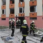 Ellopták a gázfőcsapot, berobbant a panelház