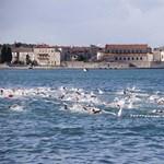 Tengeri úszóversenyen nyert ezüstöt a láb nélkül élő győri férfi