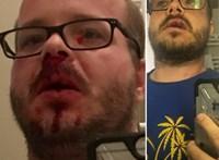 Jogerősen elítélték a biztonsági őrt, aki megverte az Index újságíróját