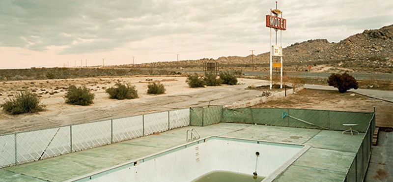 Fotón Amerika elfeledett moteljei