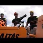 Csomagot és gyereket is vihetünk az új teherbringával - videó