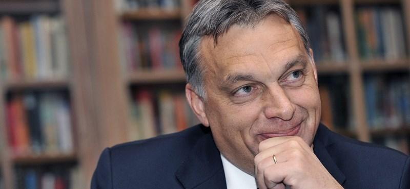 Orbán a lányokról áradozik a kajak előfutam után