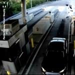 Elaludt a sofőr vezetés közben, horrorbaleset lett a vége – videó