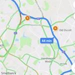 Már nálunk is működik a Google Térkép nagyszerű újítása, amiért nagyon hálásak lesznek az autósok