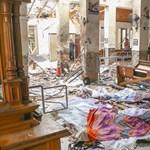 Százzal kevesebben haltak meg a Srí Lanka-i terrortámadásokban, mint hitték
