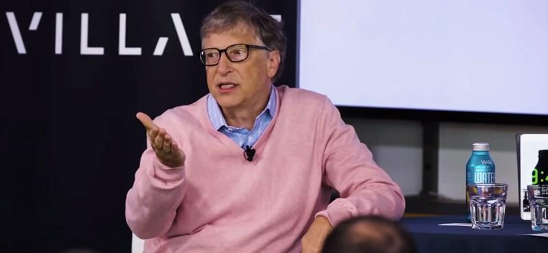 Bill Gates élete legnagyobb hibájának tartja, hogy lecsúsztak az Android helyéről